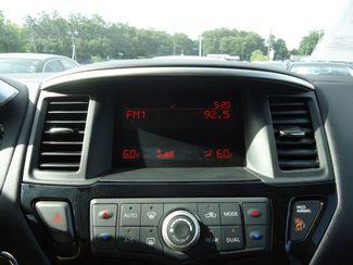 2016 Nissan Pathfinder S 4X4 SEFFNER, Florida 2