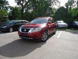 2016 Nissan Pathfinder S 4X4 SEFFNER, Florida 5