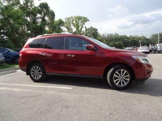 2016 Nissan Pathfinder S 4X4 SEFFNER, Florida 7