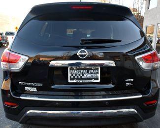 2016 Nissan Pathfinder SL Waterbury, Connecticut 5