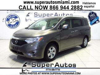 2016 Nissan Quest SV in Doral FL, 33166