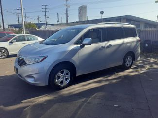 2016 Nissan Quest SV Los Angeles, CA