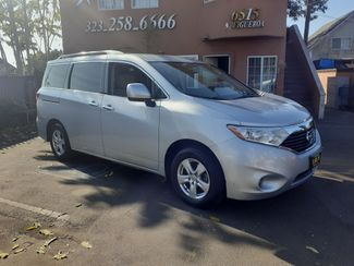 2016 Nissan Quest SV Los Angeles, CA 5