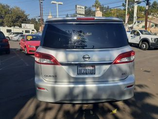 2016 Nissan Quest SV Los Angeles, CA 9