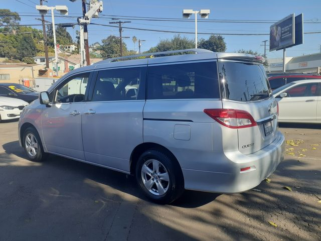 2016 Nissan Quest SV Los Angeles, CA 11