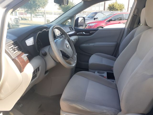 2016 Nissan Quest SV Los Angeles, CA 3