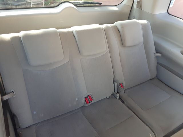 2016 Nissan Quest SV Los Angeles, CA 4