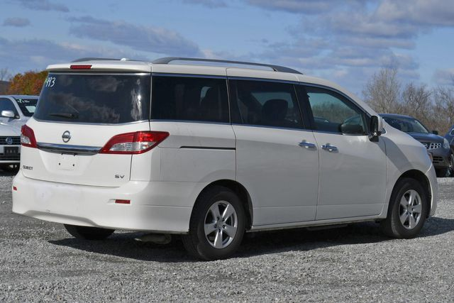 2016 Nissan Quest SV Naugatuck, Connecticut 4