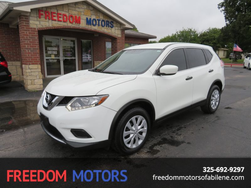 2016 Nissan Rogue SV | Abilene, Texas | Freedom Motors  in Abilene Texas