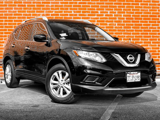 2016 Nissan Rogue SV Burbank, CA 0