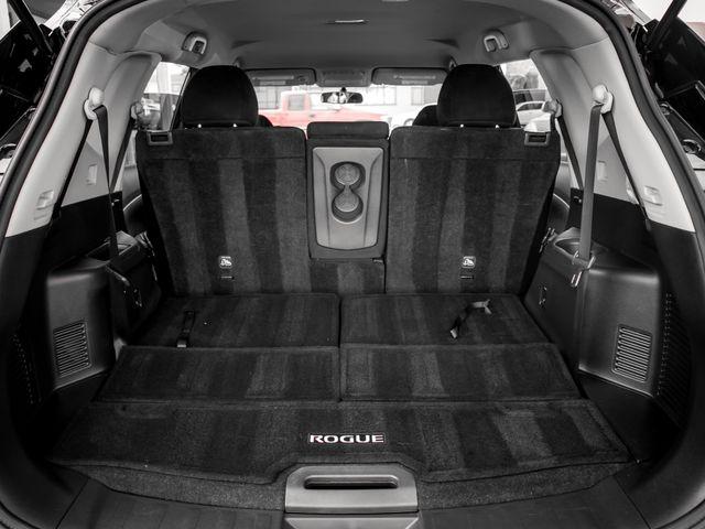 2016 Nissan Rogue SV Burbank, CA 25