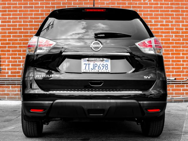 2016 Nissan Rogue SV Burbank, CA 3