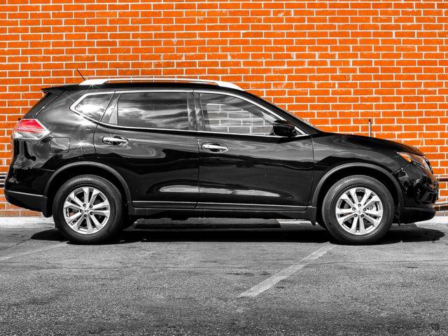 2016 Nissan Rogue SV Burbank, CA 4