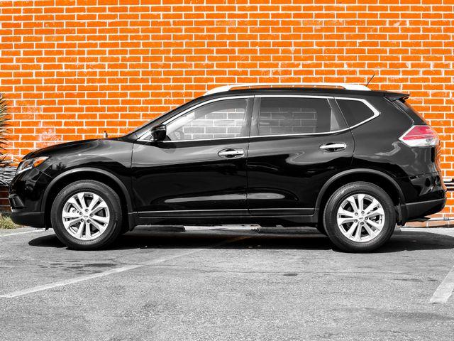 2016 Nissan Rogue SV Burbank, CA 5