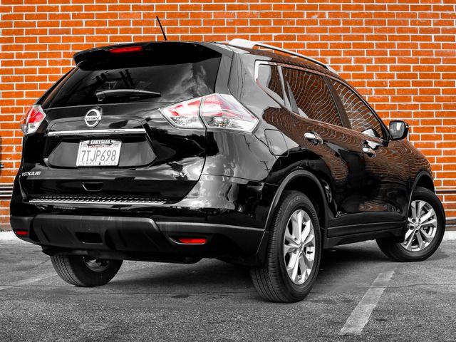 2016 Nissan Rogue SV Burbank, CA 6