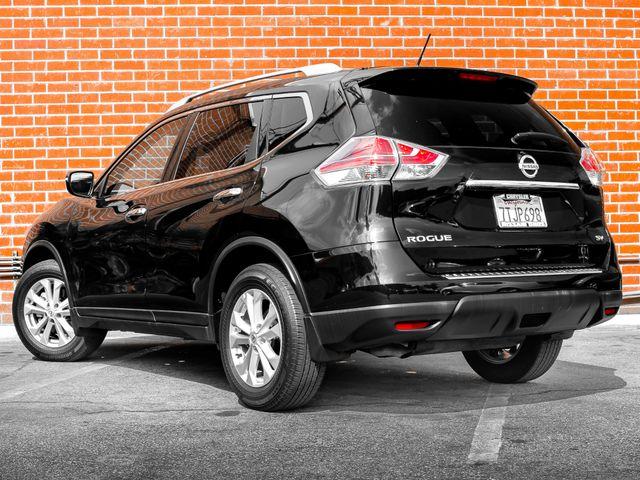 2016 Nissan Rogue SV Burbank, CA 7