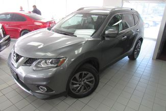 2016 Nissan Rogue SL Chicago, Illinois 3