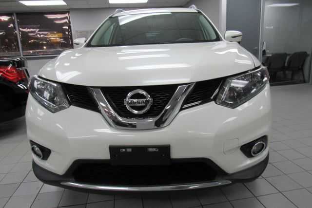 2016 Nissan Rogue SL Chicago, Illinois 1