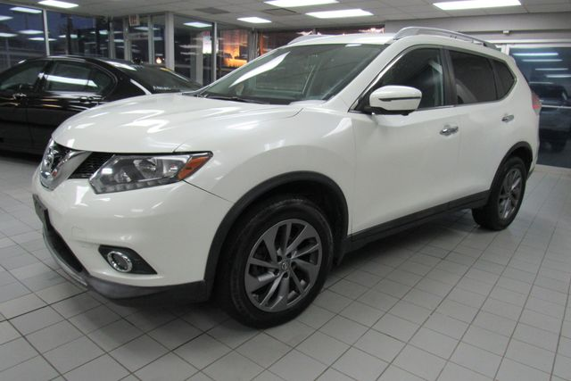 2016 Nissan Rogue SL Chicago, Illinois 2