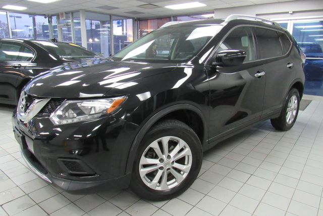 2016 Nissan Rogue SV Chicago, Illinois 2