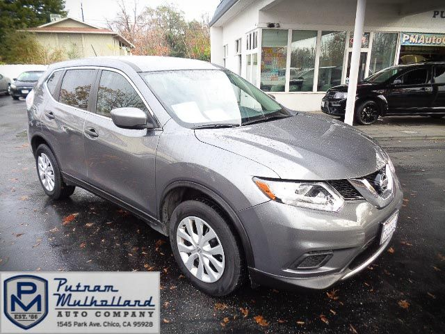 2016 Nissan Rogue S in Chico, CA 95928