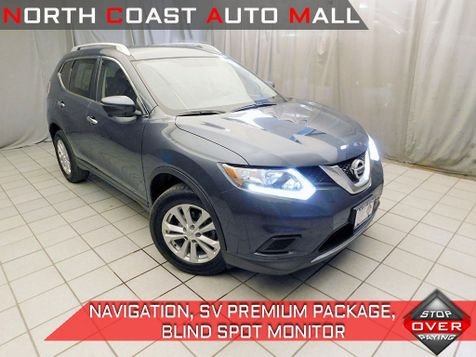 2016 Nissan Rogue SV in Cleveland, Ohio