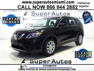 2016 Nissan Rogue S in Doral FL, 33166