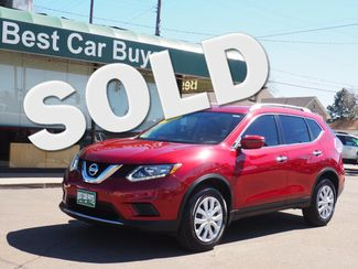2016 Nissan Rogue S Englewood, CO