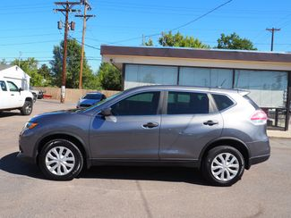 2016 Nissan Rogue S Englewood, CO 8