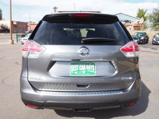 2016 Nissan Rogue SV Englewood, CO 6