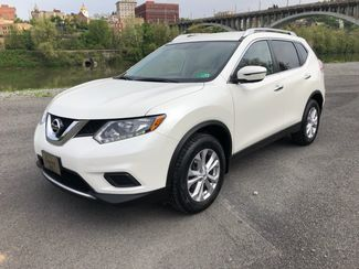 2016 Nissan Rogue SV Fairmont, West Virginia