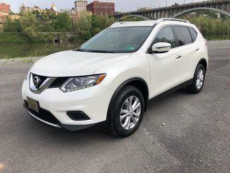 2016 Nissan Rogue SV Fairmont, West Virginia