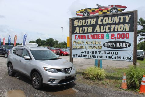 2016 Nissan Rogue SL in Harwood, MD