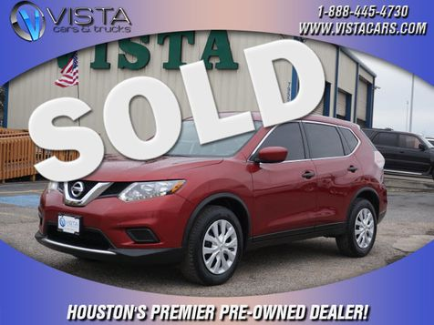 2016 Nissan Rogue SV in Houston, Texas
