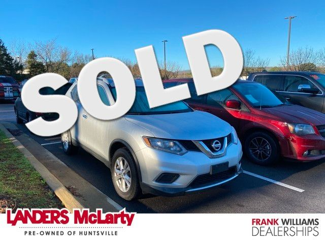 2016 Nissan Rogue SV | Huntsville, Alabama | Landers Mclarty DCJ & Subaru in  Alabama