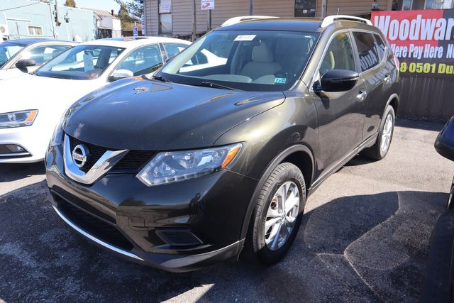 2016 Nissan Rogue SV in Lock Haven, PA 17745