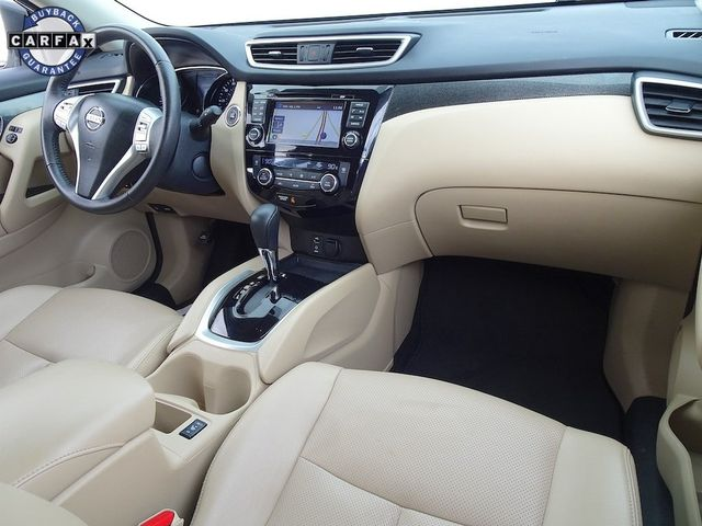 2016 Nissan Rogue SL Madison, NC 39