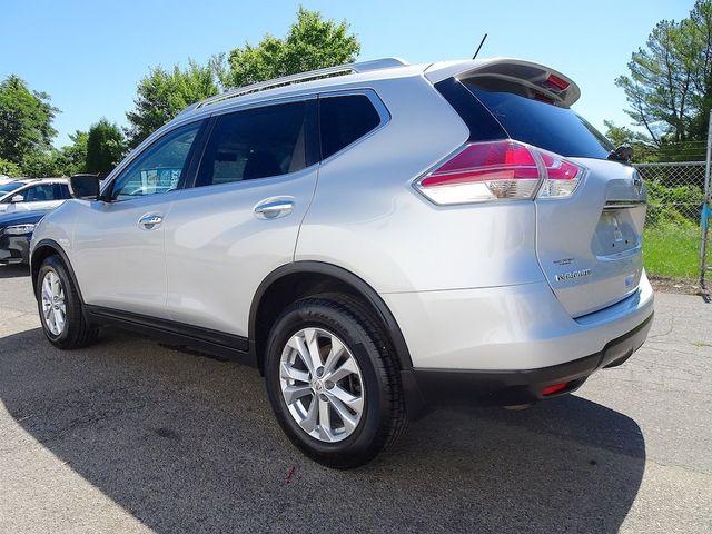 2016 Nissan Rogue SV Madison, NC 4