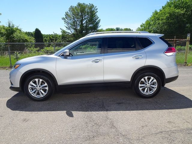 2016 Nissan Rogue SV Madison, NC 5