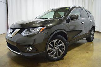 2016 Nissan Rogue SL W/Navi & Leather in Merrillville, IN 46410