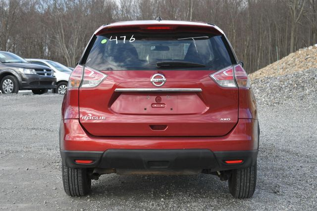 2016 Nissan Rogue S Naugatuck, Connecticut 3