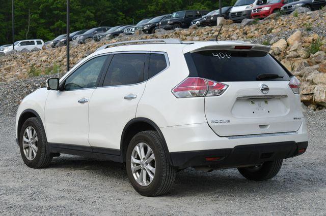 2016 Nissan Rogue SV AWD Naugatuck, Connecticut 4