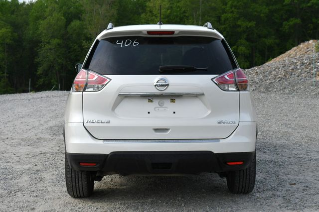 2016 Nissan Rogue SV AWD Naugatuck, Connecticut 5