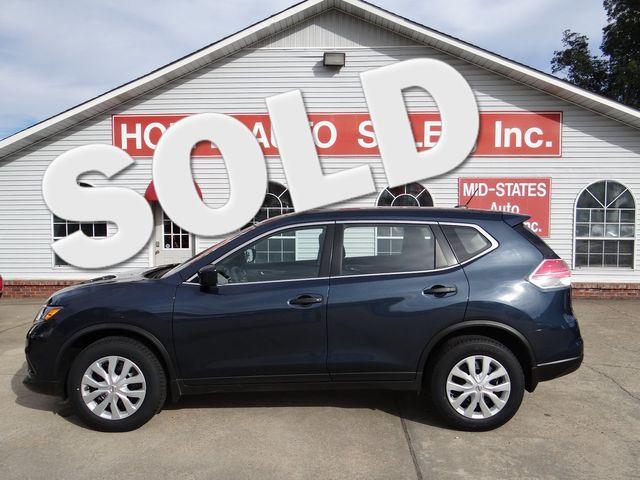 2016 Nissan Rogue S | Paragould, Arkansas | Hoppe Auto Sales, Inc. in  Arkansas