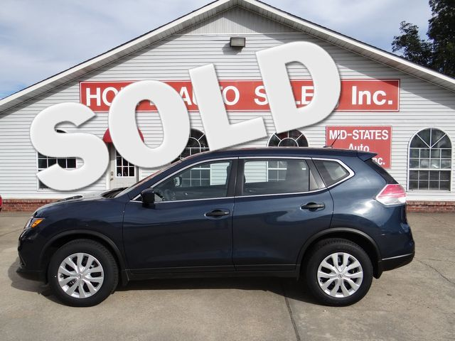 2016 Nissan Rogue S | Paragould, Arkansas | Hoppe Auto Sales, Inc. in  Arkansas