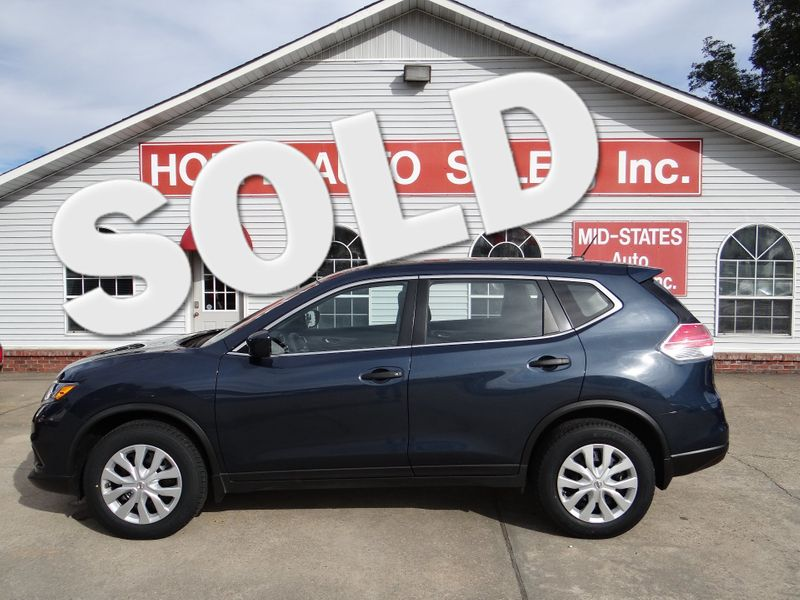 2016 Nissan Rogue S | Paragould, Arkansas | Hoppe Auto Sales, Inc. in Paragould Arkansas