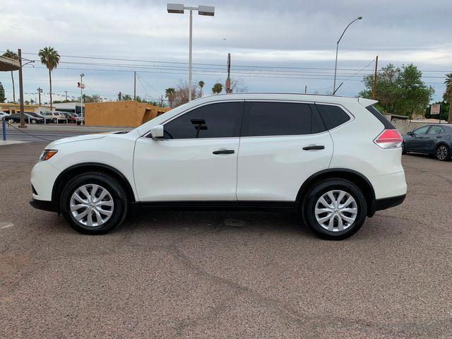 2016 Nissan Rogue S 3 MONTH/3,000 MILE NATIONAL POWERTRAIN WARRANTY Mesa, Arizona 1