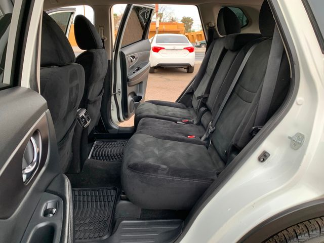 2016 Nissan Rogue S 3 MONTH/3,000 MILE NATIONAL POWERTRAIN WARRANTY Mesa, Arizona 10