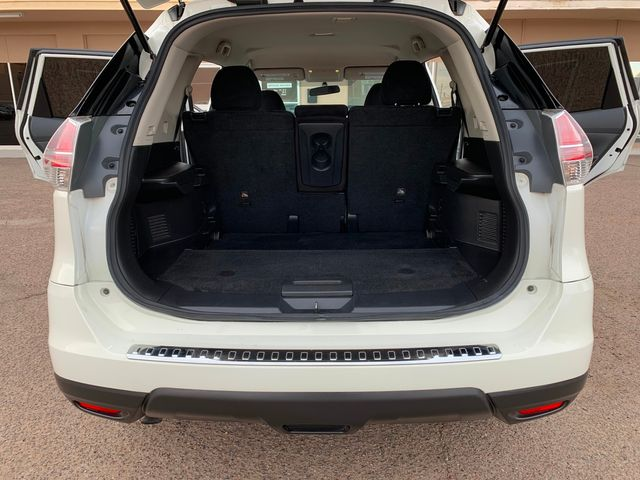 2016 Nissan Rogue S 3 MONTH/3,000 MILE NATIONAL POWERTRAIN WARRANTY Mesa, Arizona 11