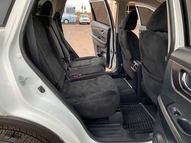 2016 Nissan Rogue S 3 MONTH/3,000 MILE NATIONAL POWERTRAIN WARRANTY Mesa, Arizona 12